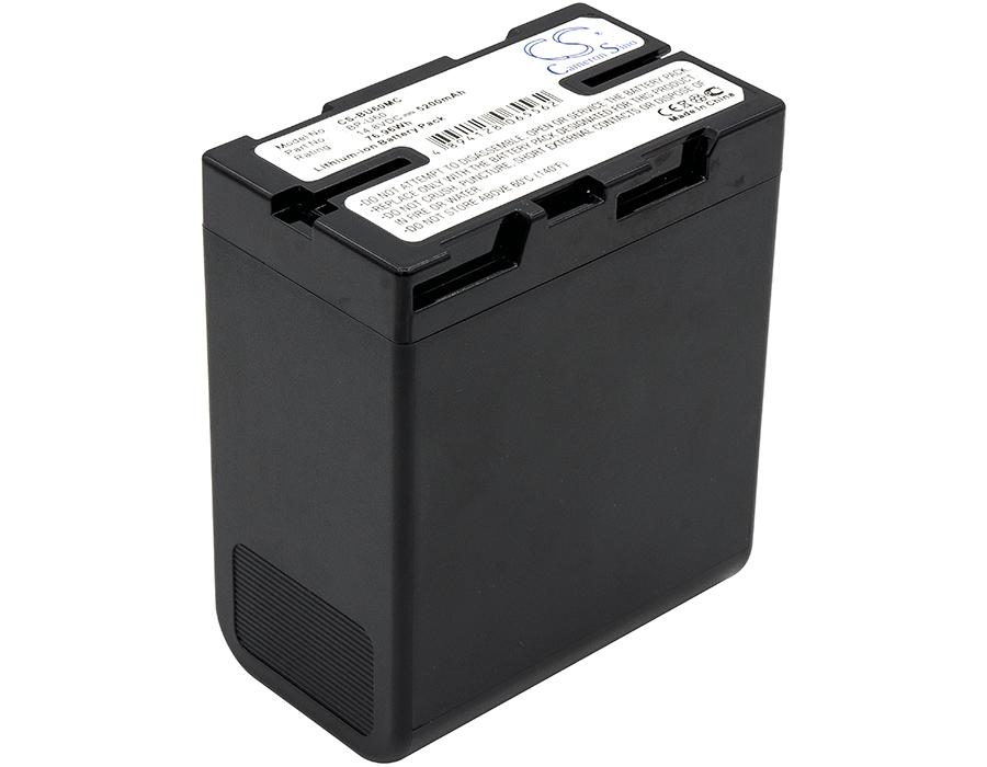 Cameron Sino baterie do kamer a fotoaparátů pro SONY PMW-EX3 14.8V Li-ion 5200mAh černá - neoriginální