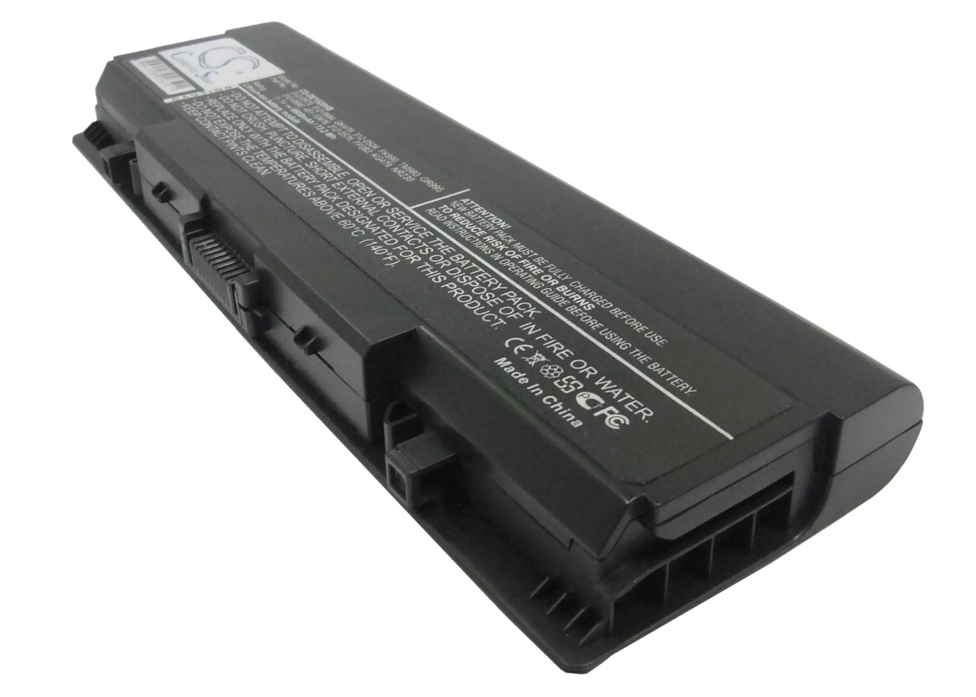 Cameron Sino baterie do notebooků pro DELL Vostro 1700 11.1V Li-ion 6600mAh černá - neoriginální