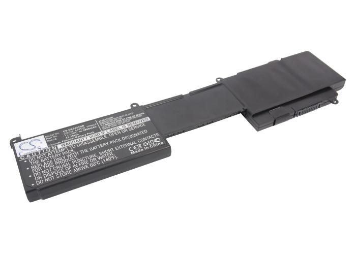 Cameron Sino baterie do notebooků pro DELL Inspiron 14z Ultrabook 11.1V Li-Polymer 3900mAh černá - neoriginální