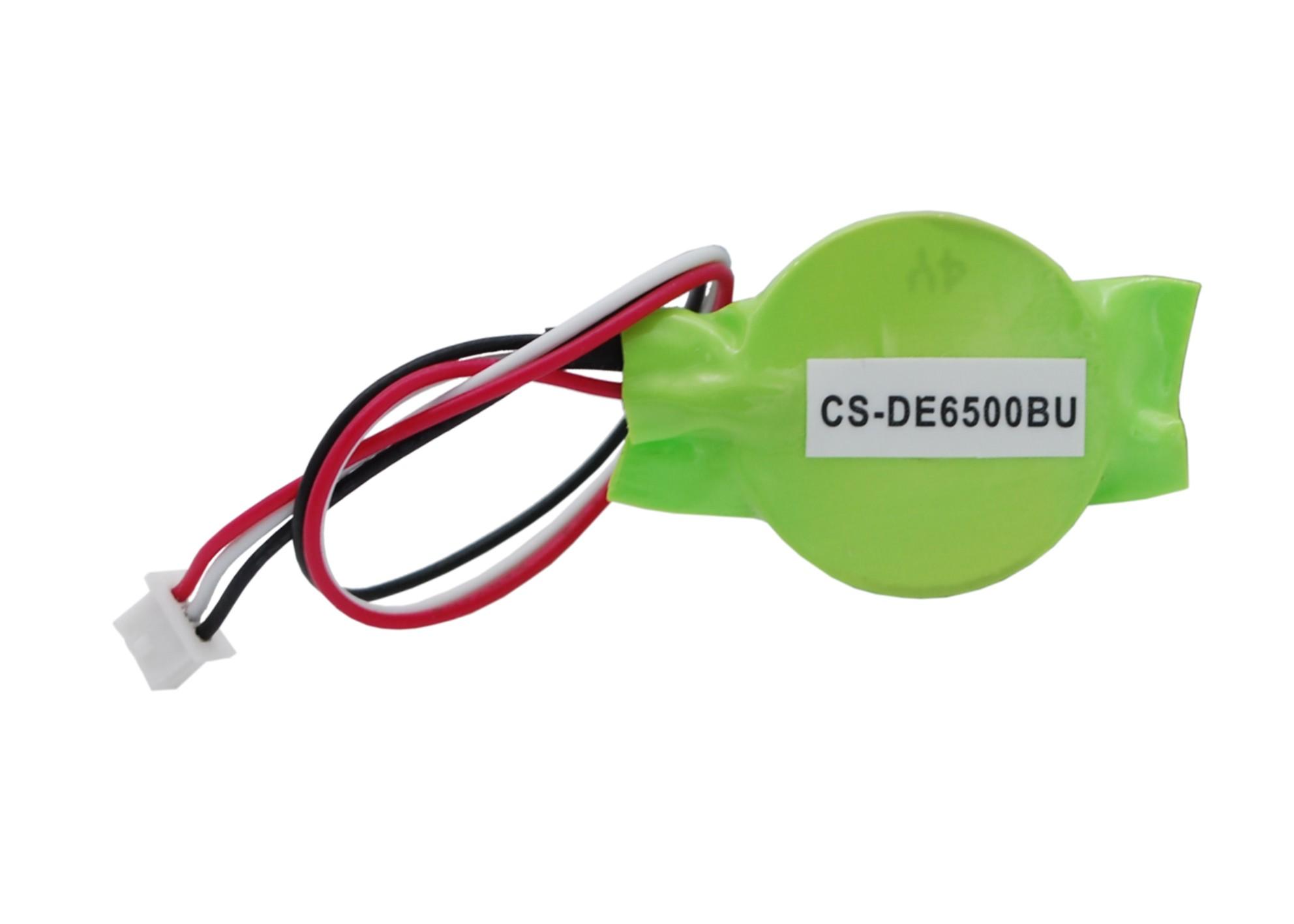Cameron Sino baterie cmos pro DELL Latitude E6410 3V Li-ion 200mAh černá - neoriginální