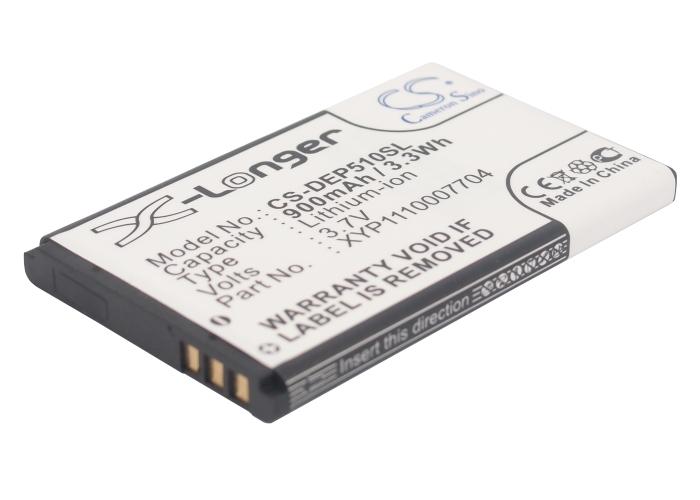 Cameron Sino baterie do mobilů pro DORO PhoneEasy 510gsm 3.7V Li-ion 900mAh černá - neoriginální