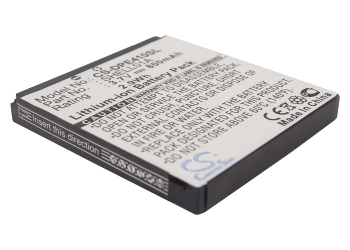 Cameron Sino baterie do mobilů pro DORO PhoneEasy 605 3.7V Li-ion 800mAh černá - neoriginální