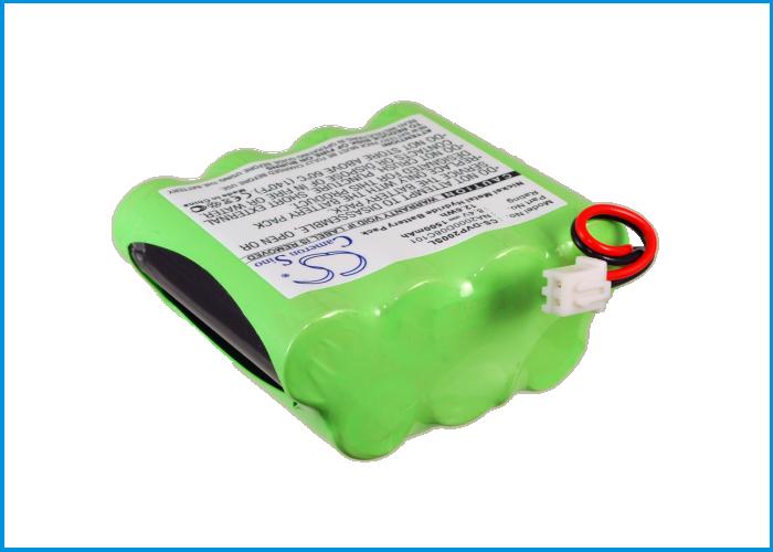 Cameron Sino baterie do digitálních rádií pro DUAL DAB 20 8.4V Ni-MH 1500mAh zelená - neoriginální