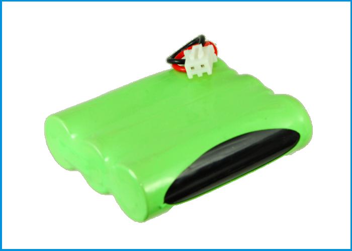 Cameron Sino baterie do digitálních rádií pro DUAL DVD-P350 3.6V Ni-MH 1500mAh zelená - neoriginální