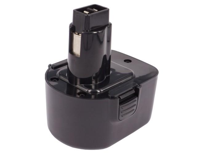 Cameron Sino baterie do nářadí pro DEWALT DW907K-2 12V Ni-MH 2000mAh černá - neoriginální