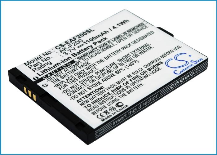 Cameron Sino baterie do mobilů pro EMPORIA TELME F200 3.7V Li-ion 1100mAh černá - neoriginální