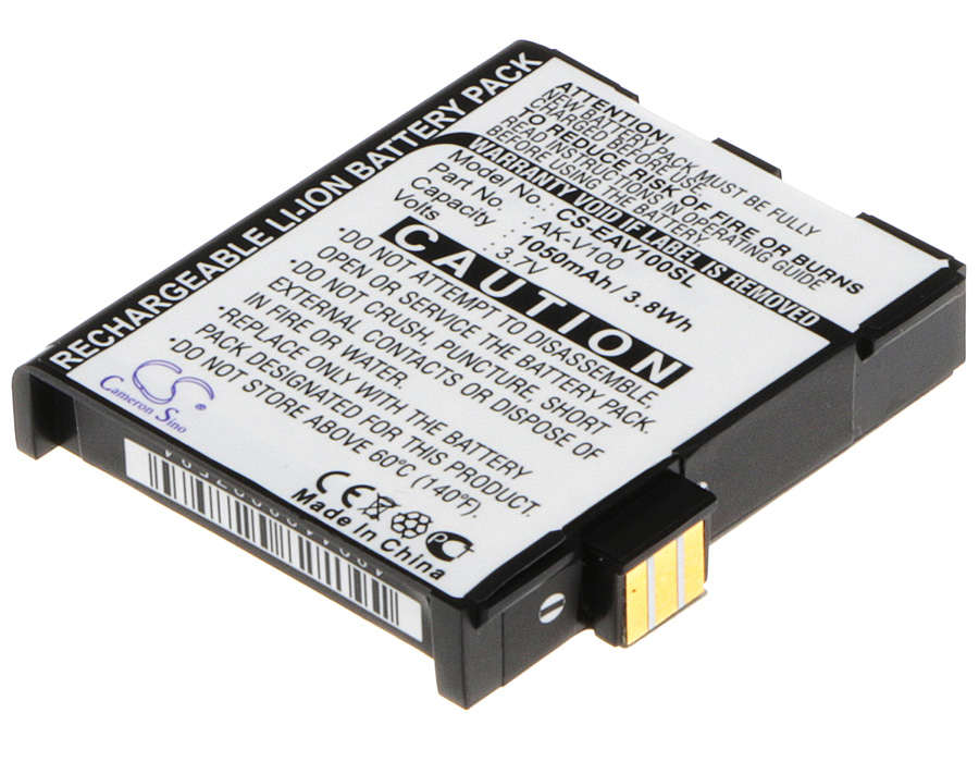 Cameron Sino baterie do mobilů za AK-V100 3.7V Li-ion 1050mAh černá - neoriginální