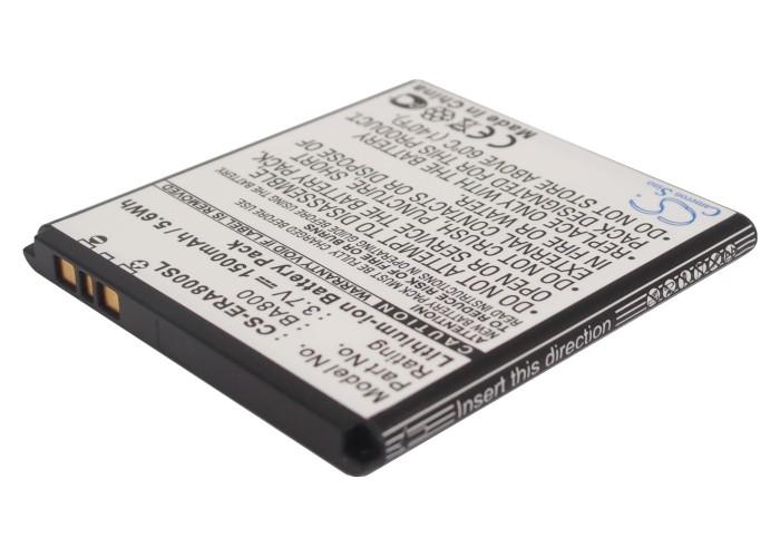 Cameron Sino baterie do mobilů pro SONY ERICSSON Xperia Arc S 3.7V Li-ion 1500mAh černá - neoriginální
