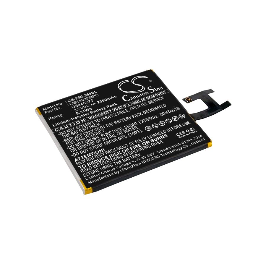 Cameron Sino baterie do mobilů pro SONY ERICSSON C6602 3.7V Li-Polymer 2600mAh černá - neoriginální
