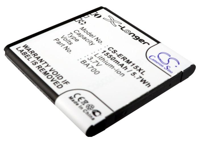 Cameron Sino baterie do mobilů pro SONY ERICSSON Xperia Tipo 3.7V Li-ion 1550mAh černá - neoriginální