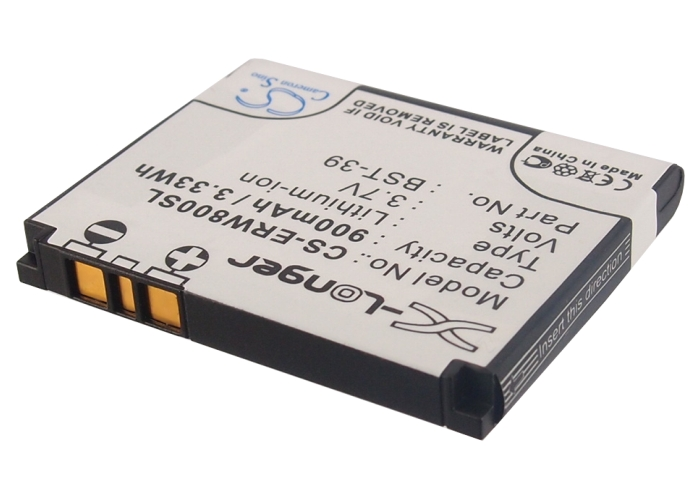 Cameron Sino baterie do mobilů pro SONY ERICSSON K200i 3.7V Li-ion 900mAh černá - neoriginální
