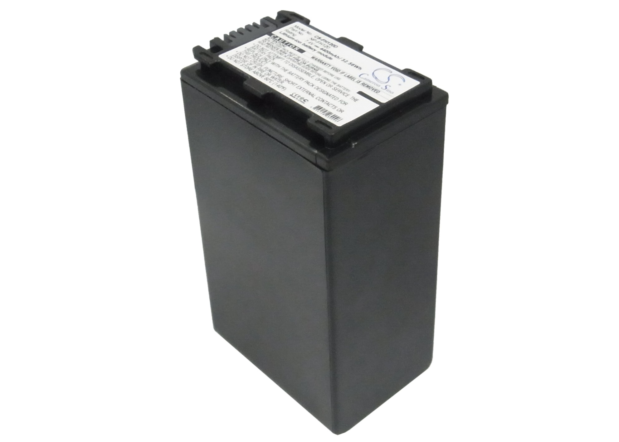Cameron Sino baterie do kamer a fotoaparátů pro SONY DCR-DVD404E 7.4V Li-ion 4400mAh černá - neoriginální