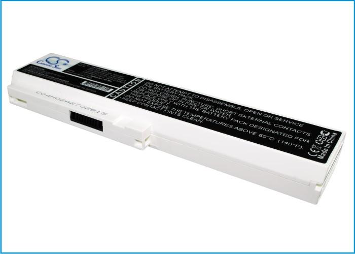 Cameron Sino baterie do notebooků pro LG XNote R510 11.1V Li-ion 4400mAh bílá - neoriginální