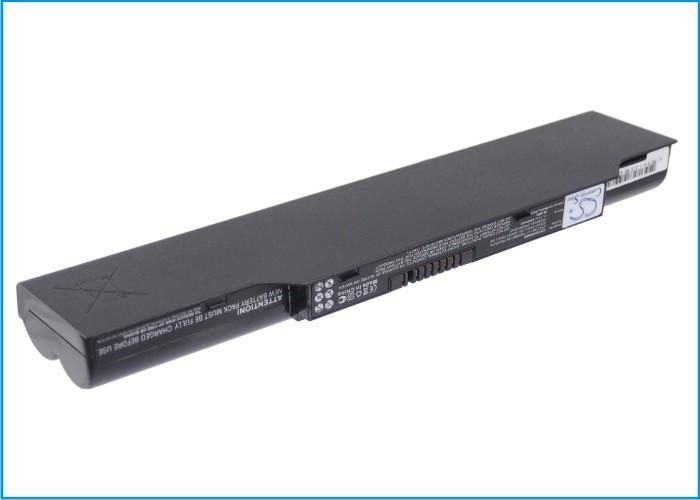 Cameron Sino baterie do notebooků pro FUJITSU LifeBook AH531 11.1V Li-ion 4400mAh černá - neoriginální