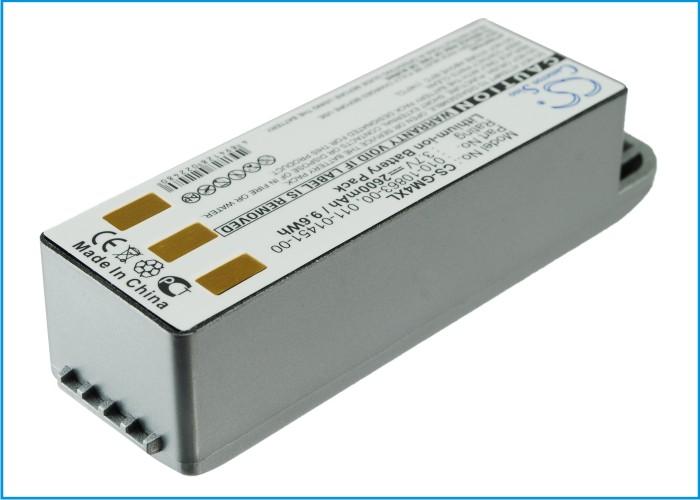 Cameron Sino baterie do navigací (gps) pro GARMIN Zumo 450 3.7V Li-ion 2600mAh stříbrná - neoriginální