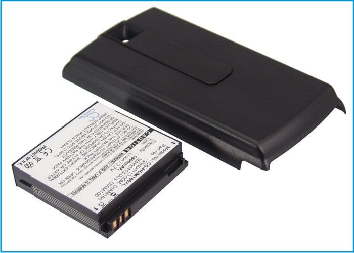 Cameron Sino baterie do mobilů pro HTC Touch Diamond P3051 3.7V Li-ion 1800mAh šedá - neoriginální