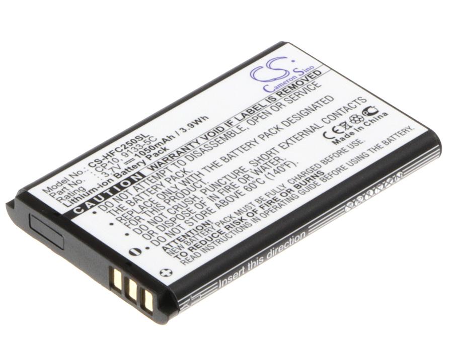 Cameron Sino baterie do mobilů za 8815 TV Foxy 3.7V Li-ion 1050mAh černá - neoriginální
