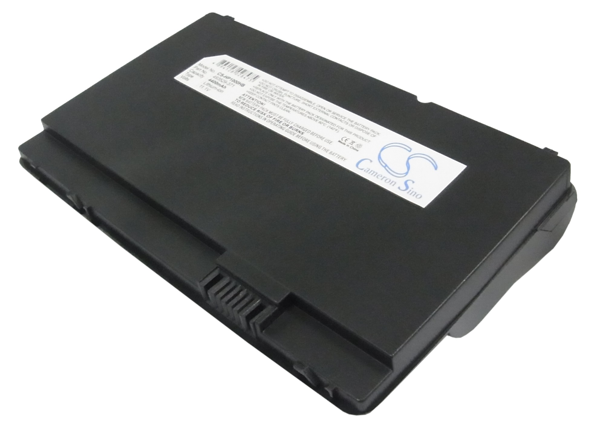 Cameron Sino baterie do notebooků pro HP Mini 1151NR 11.1V Li-ion 4400mAh černá - neoriginální