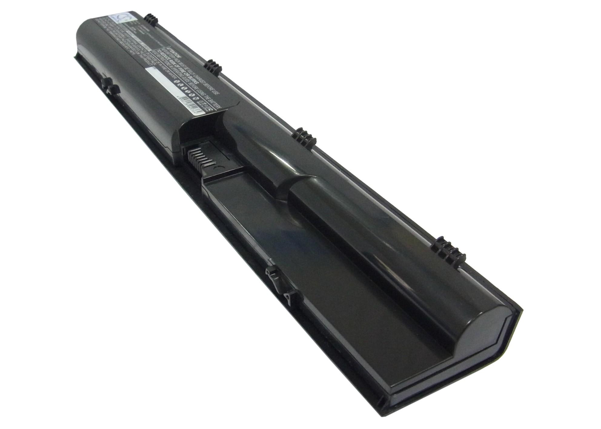 Cameron Sino baterie do notebooků pro HP ProBook 4530s 11.1V Li-ion 4400mAh černá - neoriginální