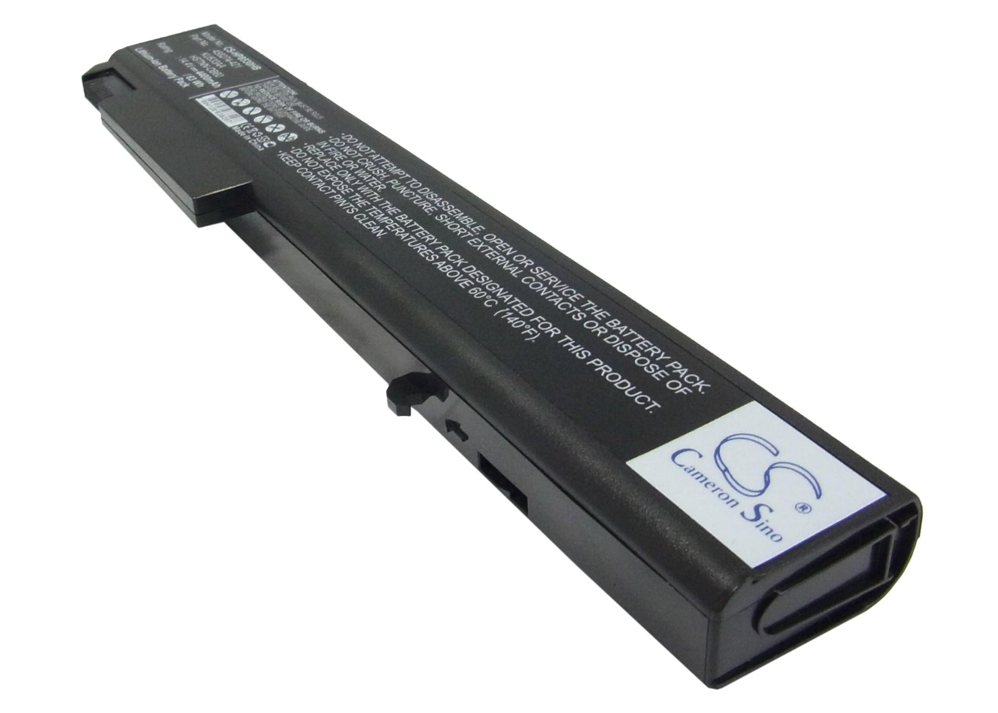 Cameron Sino baterie do notebooků pro HP EliteBook 8540p 14.4V Li-ion 4400mAh černá - neoriginální