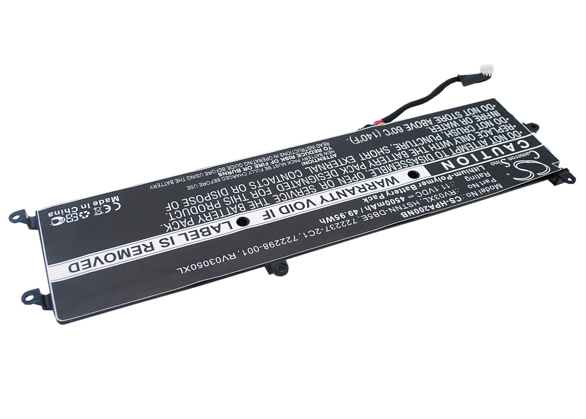 Cameron Sino baterie do notebooků pro HP ENVY Rove AIO 20 11.1V Li-Polymer 4500mAh černá - neoriginální