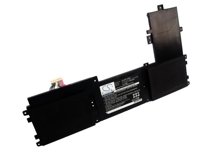 Cameron Sino baterie do notebooků pro HP Folio 13-1029wm 11.1V Li-Polymer 4400mAh černá - neoriginální