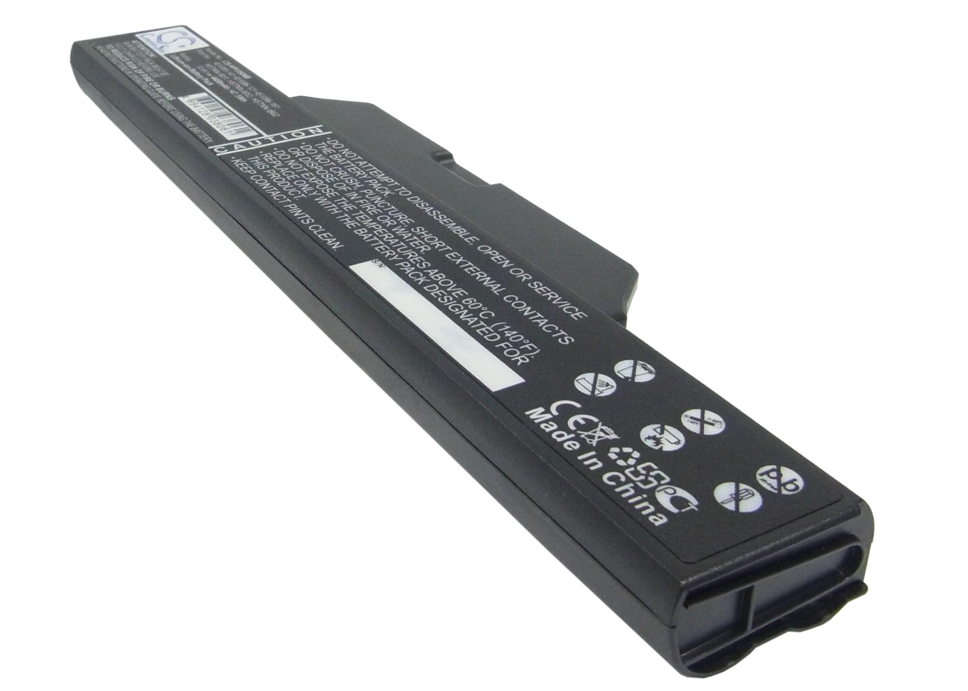 Cameron Sino baterie do notebooků pro HP Business Notebook 6735s 10.8V Li-ion 4400mAh černá - neoriginální