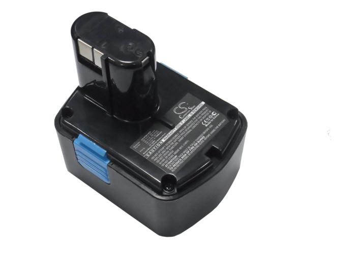 Cameron Sino baterie do nářadí pro HITACHI DV 14DL 14.4V Ni-MH 3300mAh černá - neoriginální