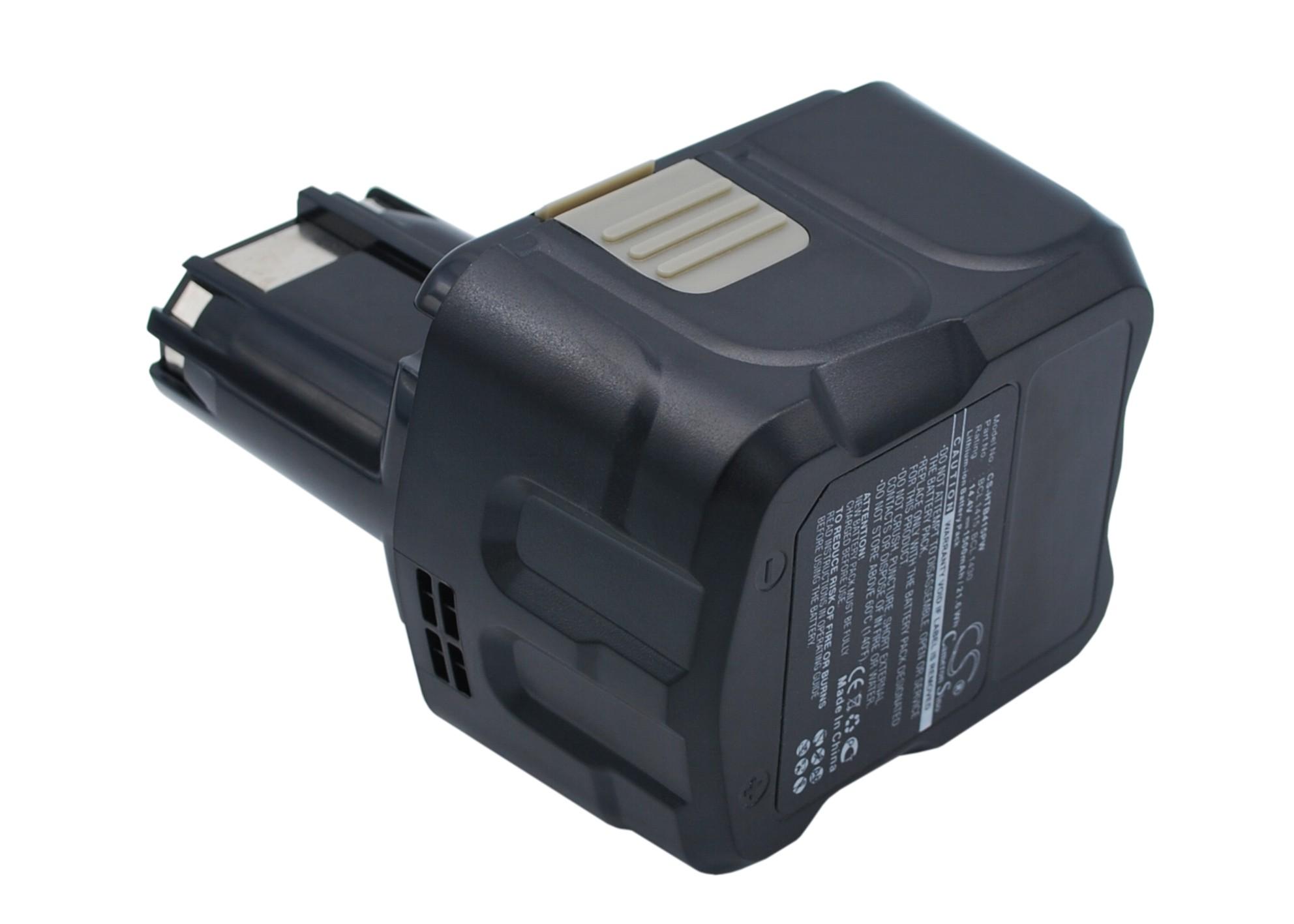Cameron Sino baterie do nářadí pro HITACHI UB 18DL 14.4V Li-ion 3000mAh černá - neoriginální