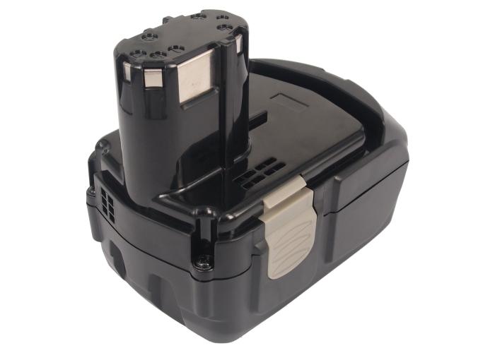 Cameron Sino baterie do nářadí pro HITACHI CR 18DL 18V Li-ion 4000mAh černá - neoriginální