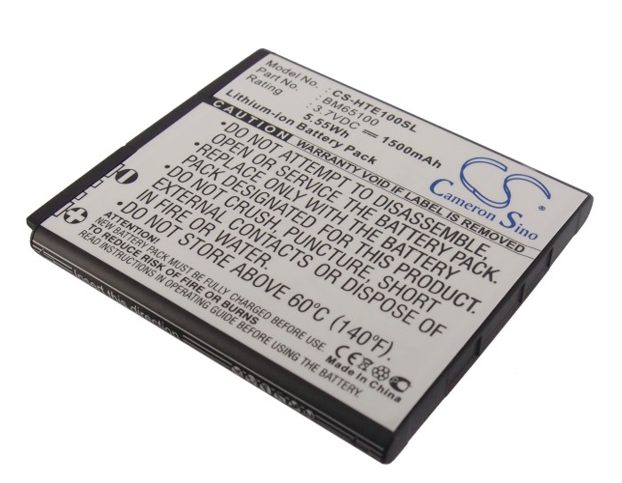 Cameron Sino baterie do mobilů pro HTC Desire 700 3.7V Li-ion 1500mAh černá - neoriginální