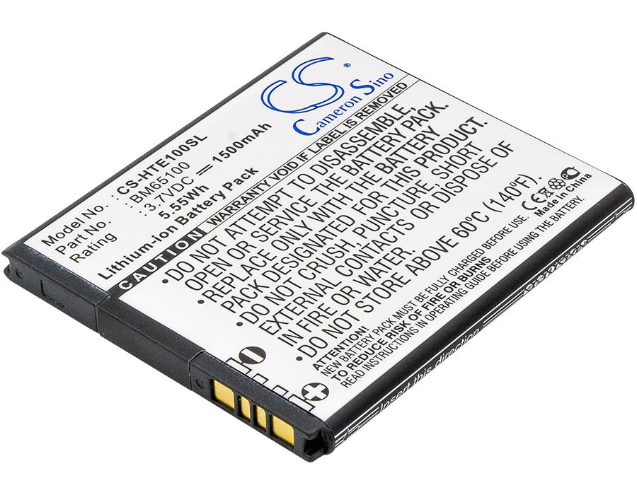Cameron Sino baterie do mobilů pro HTC Desire 700 dual sim 3.7V Li-ion 1500mAh černá - neoriginální
