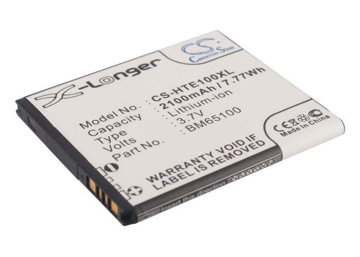 Cameron Sino baterie do mobilů pro HTC Desire 700 3.7V Li-ion 2100mAh černá - neoriginální
