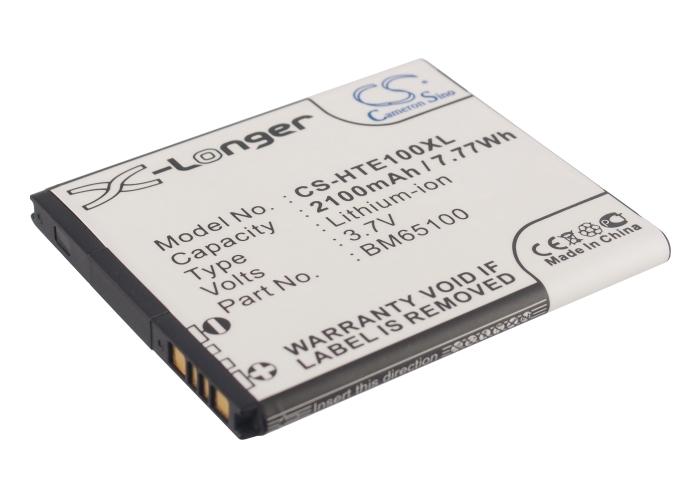 Cameron Sino baterie do mobilů pro HTC Desire 700 dual sim 3.7V Li-ion 2100mAh černá - neoriginální