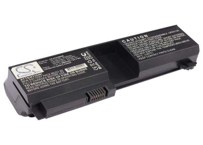 Cameron Sino baterie do notebooků pro HP Pavilion tx1000 7.2V Li-ion 8800mAh černá - neoriginální