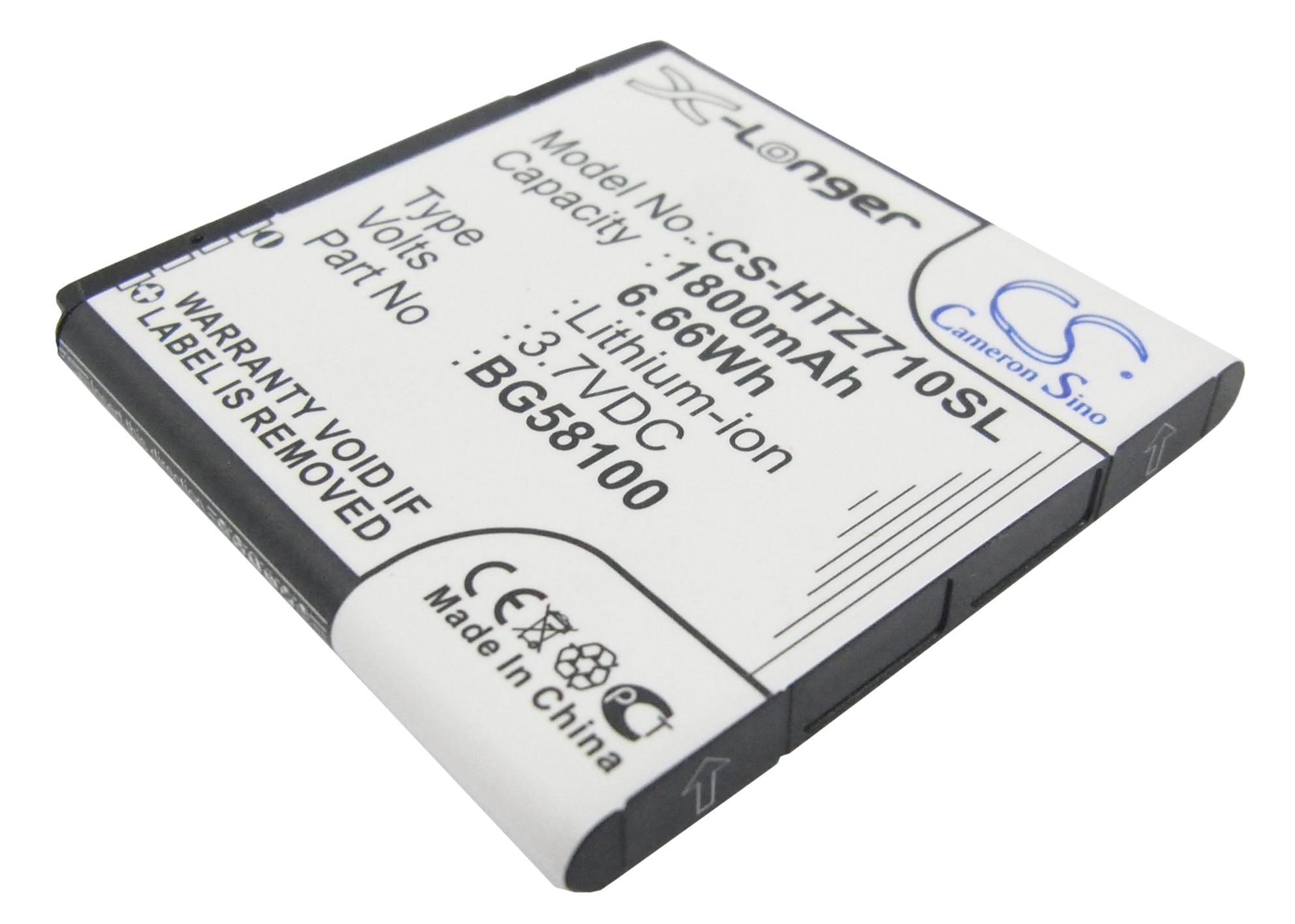 Cameron Sino baterie do mobilů pro HTC Sensation 4G 3.7V Li-ion 1800mAh černá - neoriginální