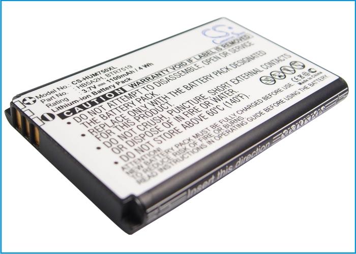 Cameron Sino baterie do mobilů pro CRICKET Crosswave WiFi Broadband Router 3.7V Li-ion 1100mAh černá - neoriginální