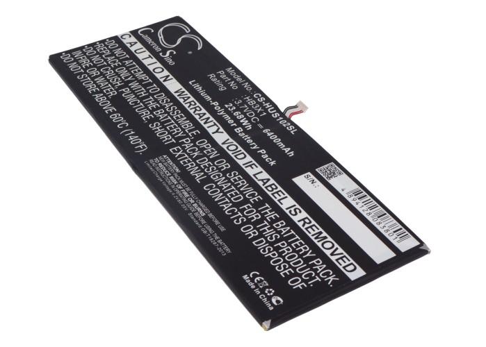 Cameron Sino baterie do tabletů pro HUAWEI MediaPad 10 Link 3.7V Li-Polymer 6400mAh černá - neoriginální