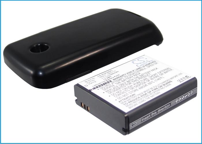 Cameron Sino baterie do mobilů pro HUAWEI IDEOS X3 3.7V Li-ion 3300mAh černá - neoriginální