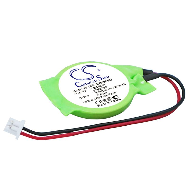 Cameron Sino baterie cmos pro IBM ThinkPad X31 3V Li-ion 200mAh zelená - neoriginální