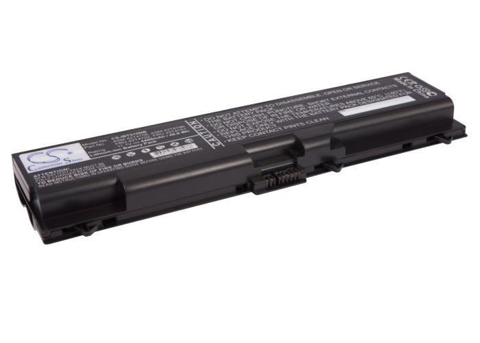 Cameron Sino baterie do notebooků pro LENOVO ThinkPad W510 11.1V Li-ion 4400mAh černá - neoriginální