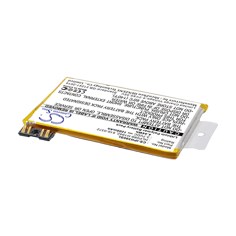Cameron Sino baterie do mobilů pro APPLE iPhone 3G 8GB 3.7V Li-Polymer 1200mAh černá - neoriginální