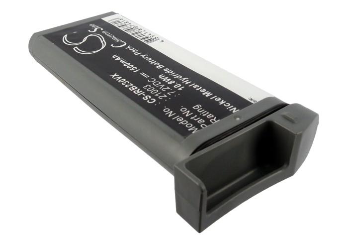 Cameron Sino baterie do vysavačů pro IROBOT Scooba 230 7.2V Ni-MH 1500mAh černá - neoriginální