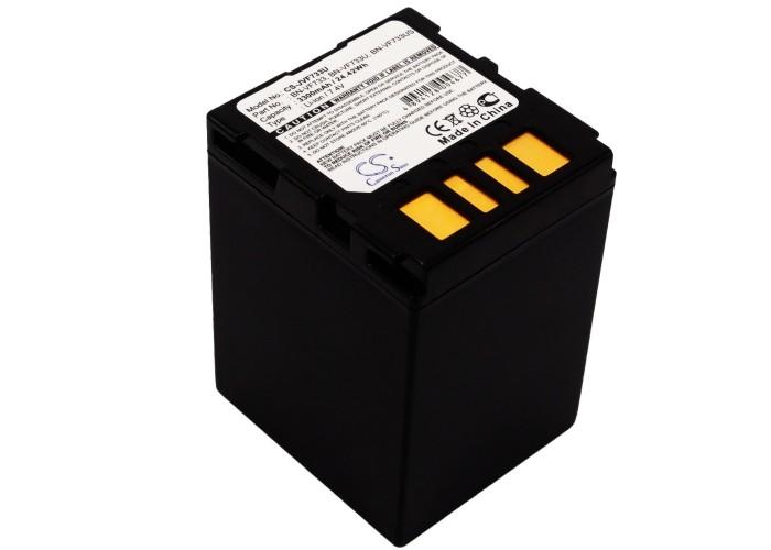 Cameron Sino baterie do kamer a fotoaparátů pro JVC GZ-MG30 7.4V Li-ion 3300mAh černá - neoriginální