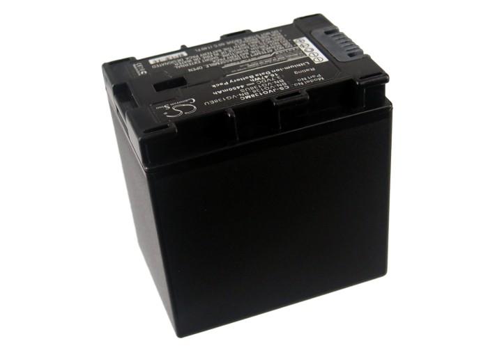 Cameron Sino baterie do kamer a fotoaparátů pro JVC GZ-E205 3.7V Li-ion 4450mAh černá - neoriginální