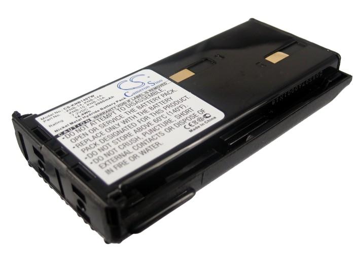 Cameron Sino baterie do vysílaček pro KENWOOD TK-260 7.2V Ni-MH 2000mAh černá - neoriginální