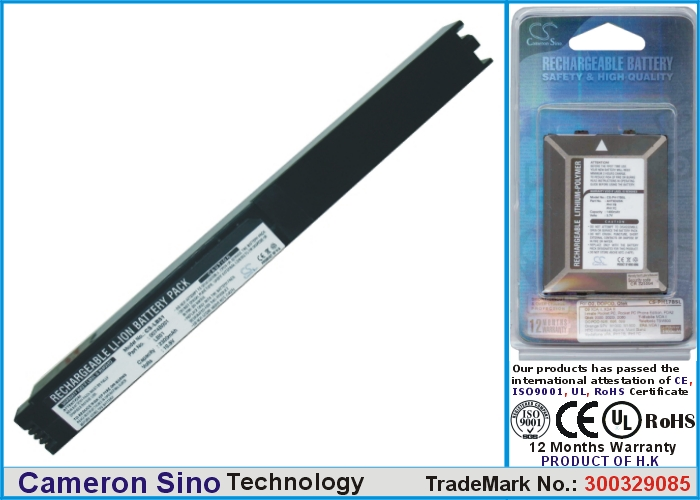 Cameron Sino baterie do tiskáren pro CANON Pixus iP90v 10.8V Li-ion 2300mAh černá - neoriginální