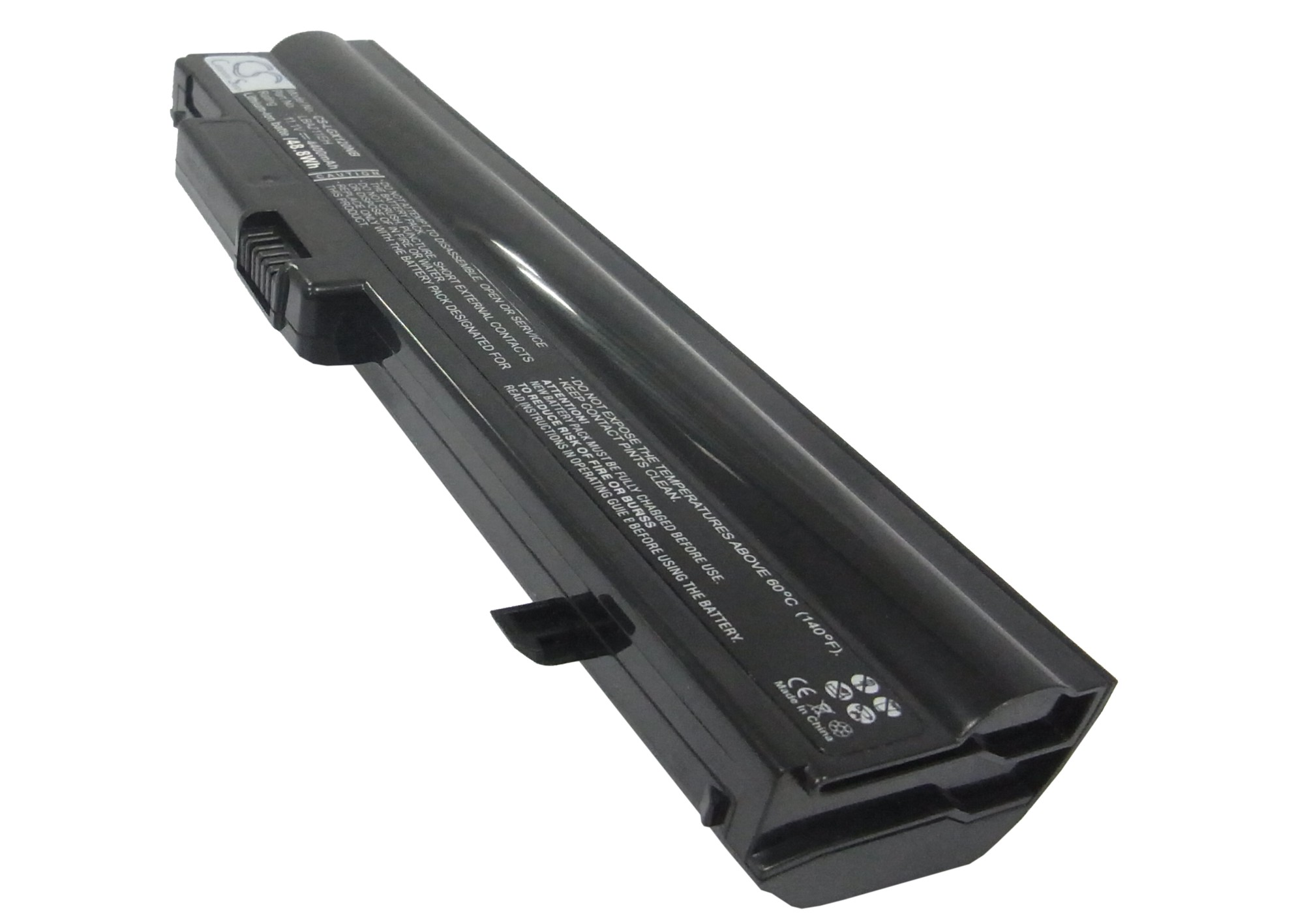 Cameron Sino baterie do netbooků pro LG X120-N 11.1V Li-ion 4400mAh černá - neoriginální