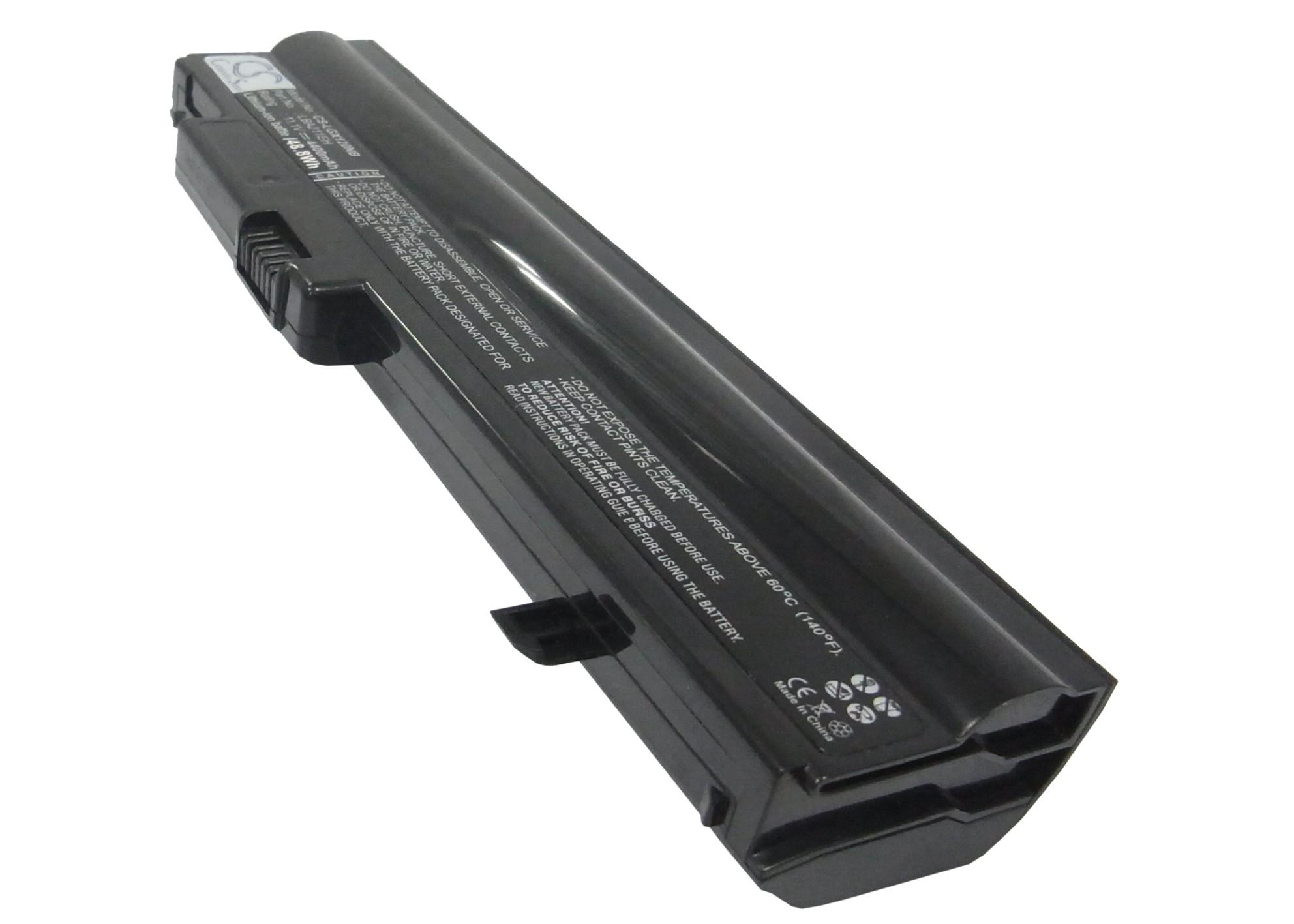 Cameron Sino baterie do netbooků pro LG X130-G 11.1V Li-ion 4400mAh černá - neoriginální