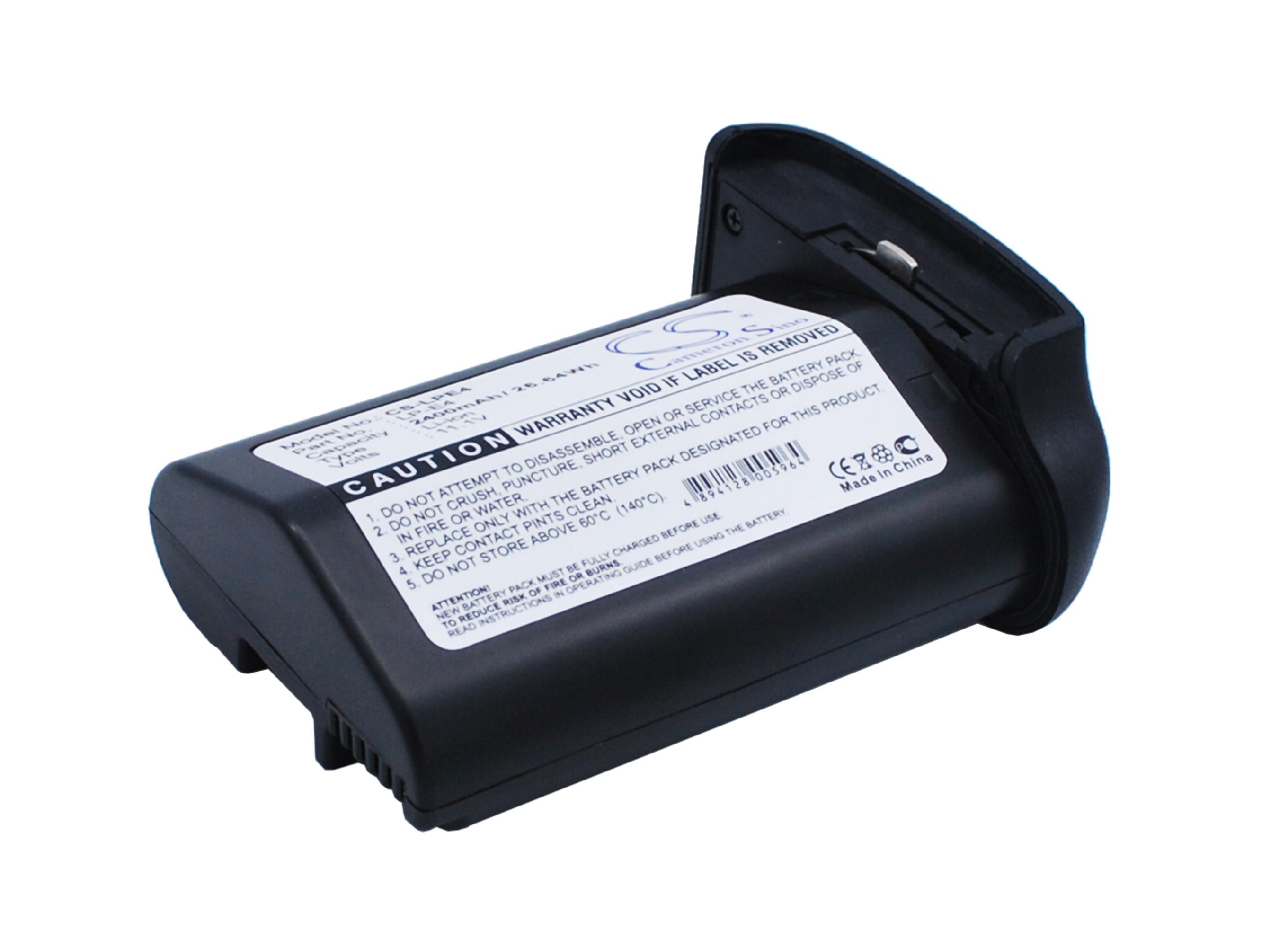 Cameron Sino baterie do kamer a fotoaparátů pro CANON 580EX 11.1V Li-ion 2400mAh černá - neoriginální